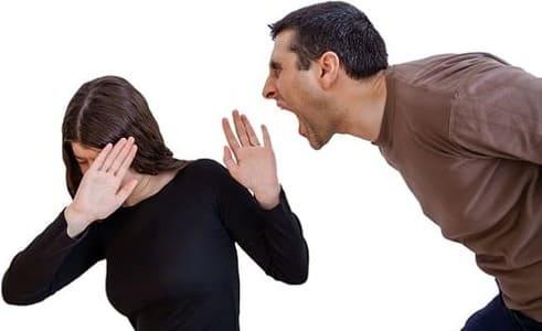 Como hablar con un narcisista - gritos