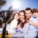 Hijos de padre narcisista - familia narcisista