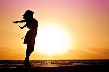 Recuperacion despues del abuso narcisista - feliz